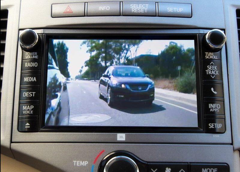 Blind Spot Camera