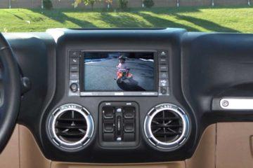 Backup Camera Display