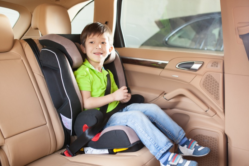 Rear Seat Reminders